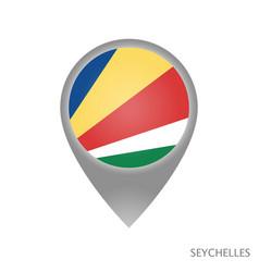 seychelles point vector image