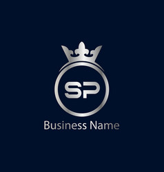 Sp Logo Icon Business Letter Vector Images Over 690