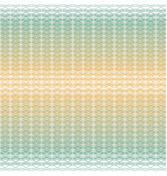 Background watermark for security vector