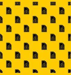 File avi pattern vector