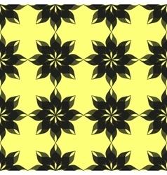 Semitransparent Floral Background vector image