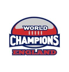 England rugchampions vector