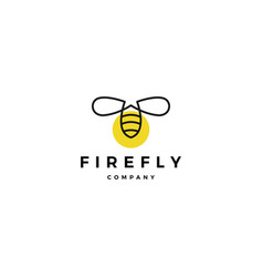 Firefly logo icon design inspirations vector