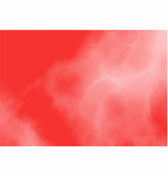 Red blood watercolor hand painted abstract vector