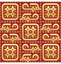 oriental background vector image vector image