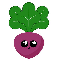 Image beetroot or color vector