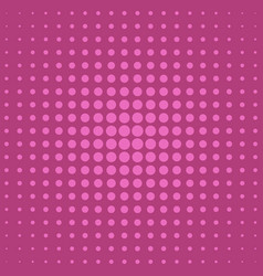 retro halftone dotted background pattern template vector image