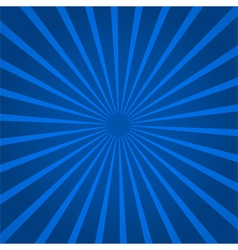 Abstract background with blue rays vector image vector image