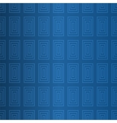 Blue texture seamless pattern backgound vector image