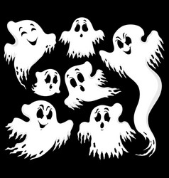 Ghost topic image 1 vector