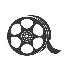 Reel cinema movie vector