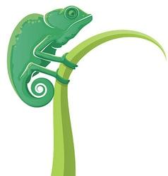 Chameleon Icon vector image vector image