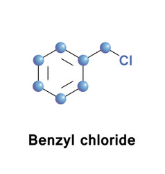 Benzyl chloride liquid vector