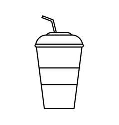 Soda icon Drink design graphic vector