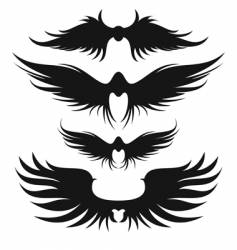 uglywing ii vector image