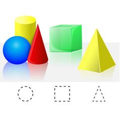 figuri vector image vector image