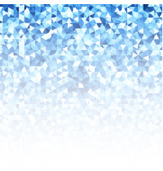 Abstract blue glow background vector