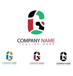 G letter logo design vector