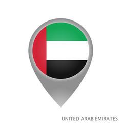 United arab emirates point vector