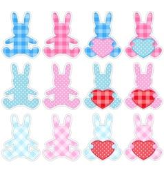 Set rabbits vector