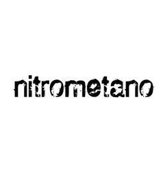 Nitromethane stamp in italian vector