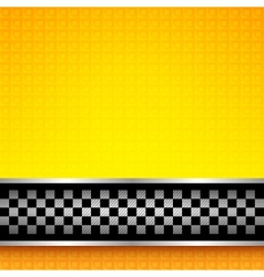 racing background template vector image