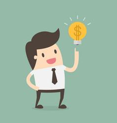 money idea vector image