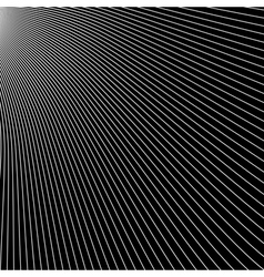 Radial beams abstract background vector