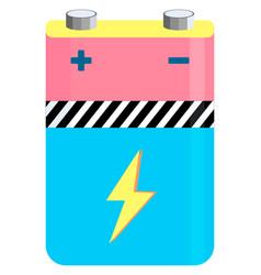 Battery electricity accumulator alkaline power vector
