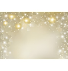 Abstract Glitter Defocused Background vector image vector image