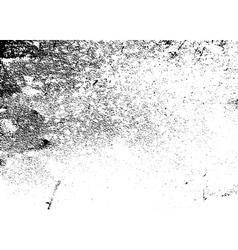 Grunge texture grain white black vector image vector image