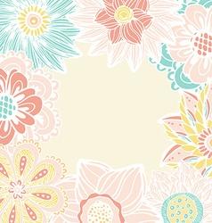 FlowerElements27 vector image