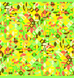 colorful seamless abstract geometrical pattern vector image