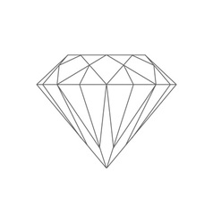 Diamond-380x400 vector image