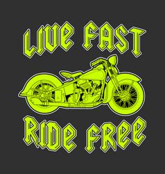 Livefastridefree4 vector