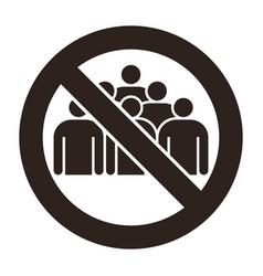 No group sign vector
