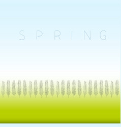 Spring-green vector