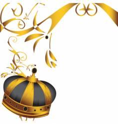 crown image vector image