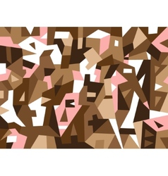hipsters - abstract background vector image vector image