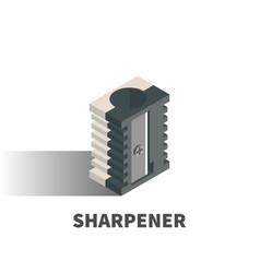 Sharpener icon symbol vector