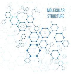 Molecular structure or structural coding vector