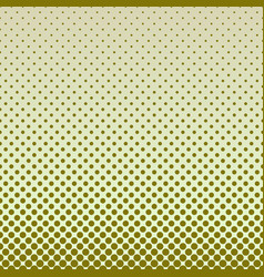 gradient abstract halftone dot pattern background vector image vector image