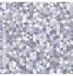 Abstract gray triangles background vector