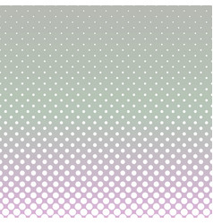 halftone dot pattern background - gradient design vector image