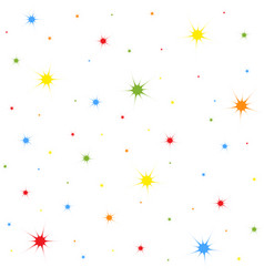 simple flat abstract background vector image