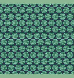 traditional seamless pattern background vector image