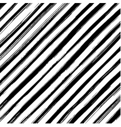monochrome striped background vector image vector image