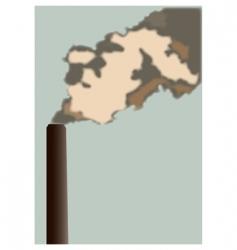 chimneystalk vector image
