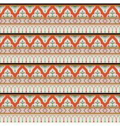 botanic pattern vector image vector image