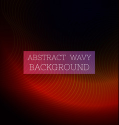 Abstract wavy background7 vector